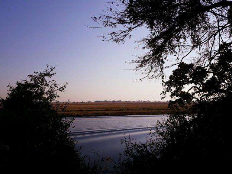 Massentourismus Chobe
