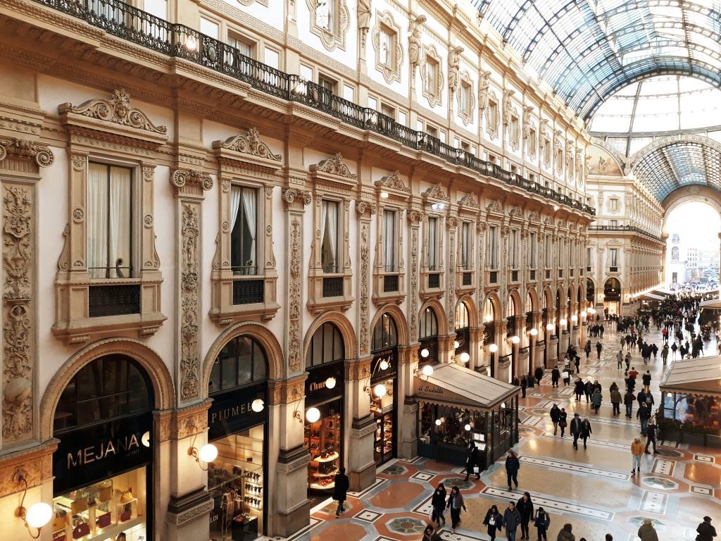 Milano, Viktor-Emanuel-Passage