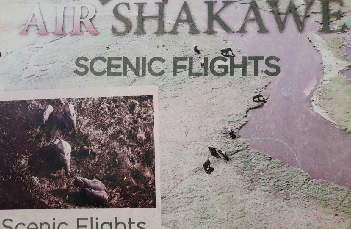 Air Shakawa Scenic Flights