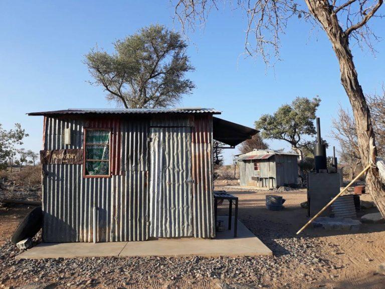 Camping Township Namibia