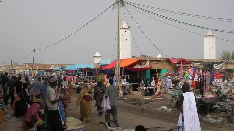 Mauretanien hamstern