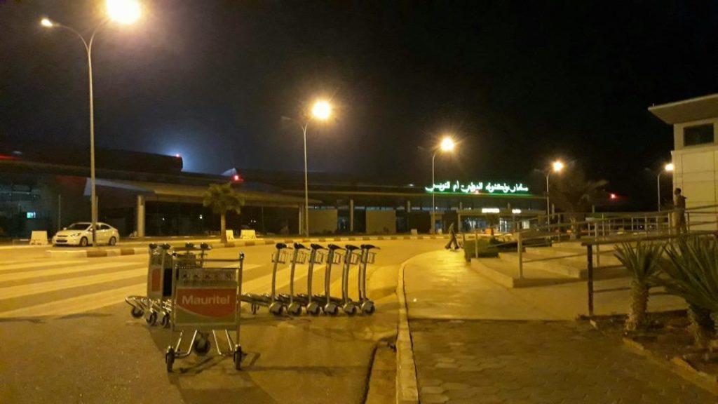 Rückreise Flughafen NKC